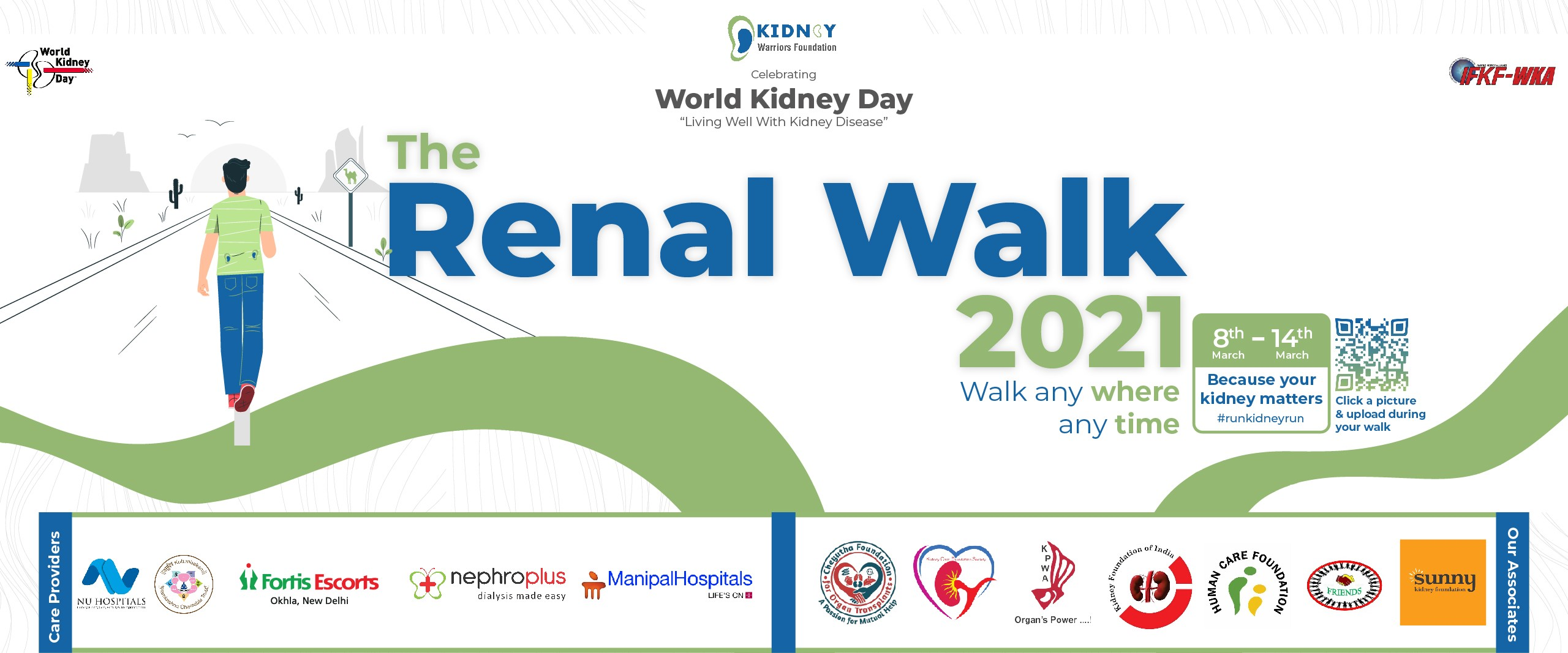 Renal Walk